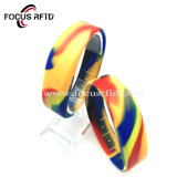 Wholesale Personalized RFID Free Sample Silicon Rubber Wristband, Silicone Bracelet