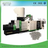 Wholesale Price Waste Plastic PE/PP Agriculture-Agricultural Film Double Stage Plastic Granulator Machine