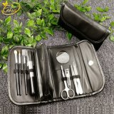 Personal Care Special Cuticle Nail Manicure Pedicure Set with Colorful Bag