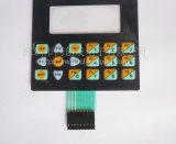 Customize High Sensivity Metal Dome 3m Adhesive Medical Membrane Switch
