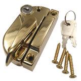 Zinc Alloy Upv Window Sash Lock Window Fitch Fastener
