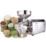 1500W, 2200W, 3000W, 3600W BV Ce Certificate Electric Powder Mini Corn Wheat Herb Flour Mill Spice Chili Grinder Machine