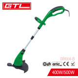 Electric Brush Cutter with High Quality, Grass Trimmer 400W Hand Held Electric Grass Trimmer (GR004-B)