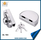 304 Stainless Steel Office Glass Door Lock (DL-103)