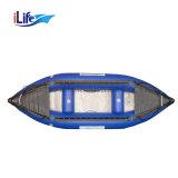 Ilife Reliable Quality 0.9 mm PVC Tube Air Mat Floor Pedal Kayak Wholesale
