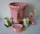 Modern Stylish Ceramic Bath Accessory