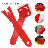 2 PCS/Set Home Joint Silicone Glass Cement Scraper Caulking Finishing Sealant Grout Remover Spreader Spatula Hand Tool Set