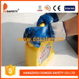 Ddsafety 2017 Blue Nitrile Fully Dipped Gloves Safety Gloves Ce