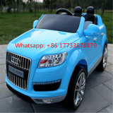 Audi Q7 Kid Electric Car Education Toy with Audi Brand Lower Price