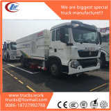 Specialized Vehicle Sinotruk HOWO 4X2 Road Sweep and Washing Truck