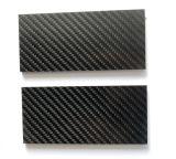 """Knife Handle Material Mega Sale: Carbon Fiber 1/8"""", 3/16"""", 1/4"""""""
