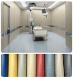 China Factory Waterproof Non-Slip Vinyl PVC Composite Flooring Roll