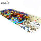 Huaxia Colorful Game Function Indoor Playground for Kids