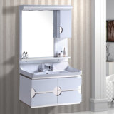 Modern PVC Toilet Cabinet with Mirror