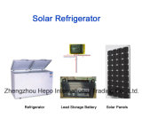 Chest Style China Solar Refrigerator (120L, 160L Capacity)