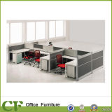 New Office Soluiton Office Workstaton with Full Height Partition CD-88810