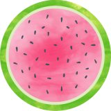 100% Polyester Printing Round Beach Towels Blanket