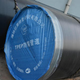 Large Diameter Anticorrosive Sewer Spiral Welded Steel Pipe 3PE Pipe