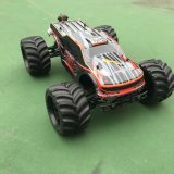 4WD 1/10 Scale Electric Brushless RC Car Model