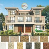 New Building Material Decoration 5D Texture Exterior Wall Paint Liquid Granite Paint