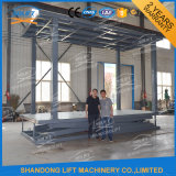 Auto Car Scissor Type Movable Platform Heavy Lifting Lift Crane