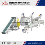 Pet/PE/PP/PVC Plastic Bottle Recycling Washing Machine Line
