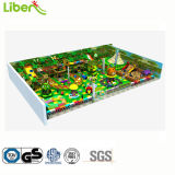 Hot Sell China Kids Playground Indoor Amusement Equipment with Many Games