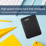 HDD Enclosure 2.5inch USB3.0 to SATA Plastic/Aluminum Hard Disk Case Material Does Not Heat up