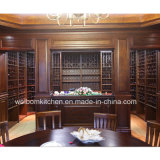 Welbom Exquisited Classic Walnut Wood Wine Rack