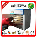 CE Approved 264 Eggs Cheap Automatic Poultry Chicken Egg Incubator