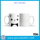 Lovely Panda White Ceramic Cup