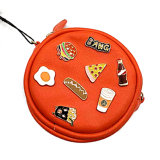 Newest Round Coin Purse Small Zipper Purse Wallets for Ladies Girls Gift
