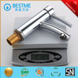 High Quality Chrome Plated Copper Material Basin Faucet Mixer with Watermark Certificate Bm-B10209