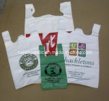 Side Gusset Shopping, Cheap Printing Shopping Bag T-Shirt Bags