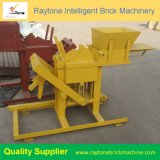 Factory Supply Qt2-40 Small and Cheap Clay Hollow Block Making Machine
