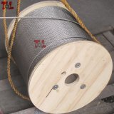 Stainless Steel Wire Rope 7*7