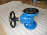 Cast Iron Flange Type Manual Operated Diaphragm Valve