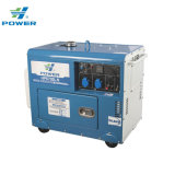 Soundproof Small Power Factory Price 5kw Silent Open Type Diesel Portable Generator