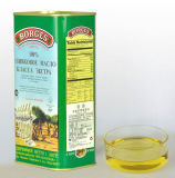 Leakproof Metal Cans for Olive Oil with Pulled Ring
