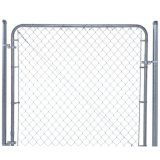Temporary Wire Fence Chain Link Fence Panel