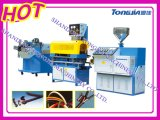 Plastic PP/PE/PA Single-Wall Corrugated Pipe Extrusion Machine