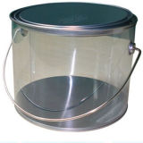 Made in Chinal Clear PVC Packing Box