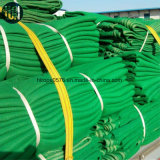 Green HDPE Plastic Buliding Shade Safety Net with UV Suppliers for Construction