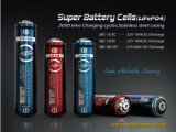 Super Quality LiFePO4 Battery, Lithium Battery Cells