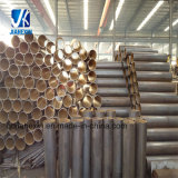 Fabricated Welded Cutting Black Carbon Steel Round Tube