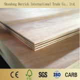 China Wood Venner Faced Commercial Plywood with Best Price