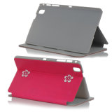 Factory Directly Selling Fashion Leather Tablet Case for iPad Case