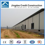 Color Steel Plate Wall and Roof Steel Structure Workshop