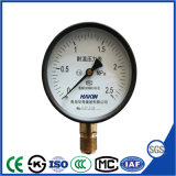Top Quality 100mm Heat Resistant Pressure Gauge with Good Performance