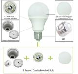 China Hot Sale High Quality Super Bright New Energy LED Bulb